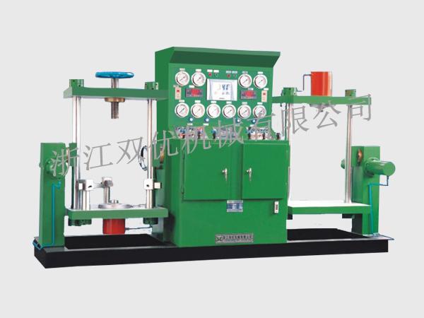 YFC-T2(180度翻转)液压阀门测试机