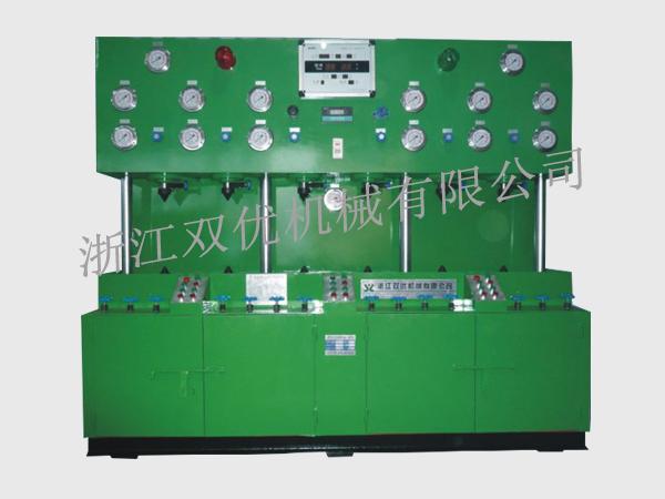 YFC-T型多功位液压阀门测试机