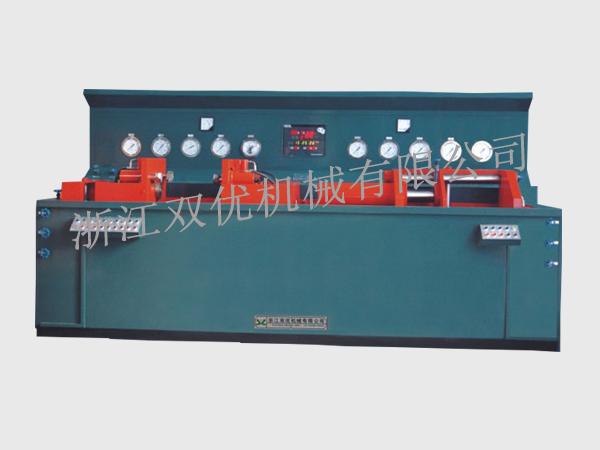 YFC-Q-H型沉水式液压阀门测试机