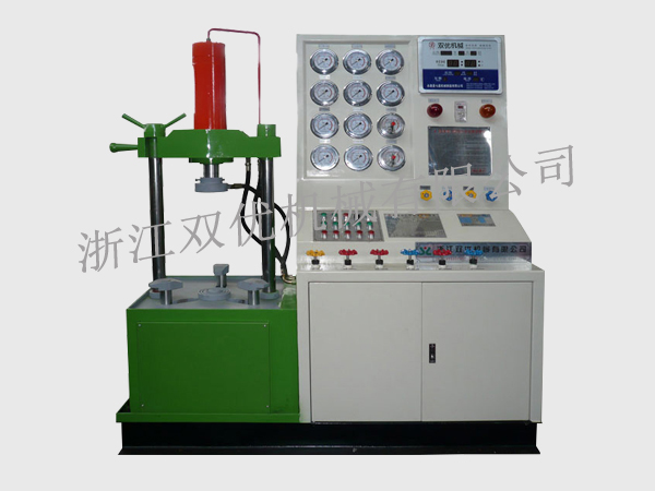 YFC-T型立式阀门测试机