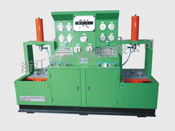 YFC-T2(工作台移动式)液压阀门测试机